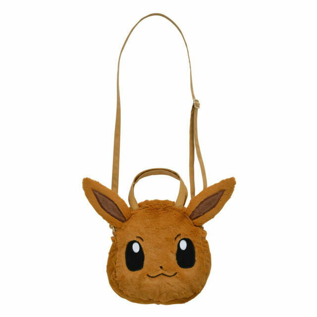 Pokemon Center Original purse stuffed face Eevee Eievui/'s Closet