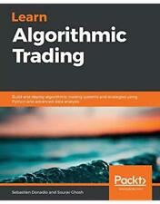 Learn Algorithmic Trading: Build and Deploy Algorithmic (E-B0K&PÐF||E-MAILED)