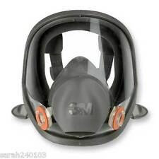 3M 6800 Medium Full Face Mask Respirator 6000 Series & FREE PAIR OF 2138 FILTERS