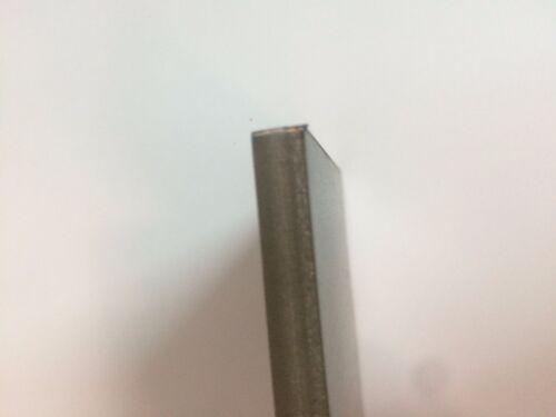 "1//8/"" Stainless Steel Plate 11gauge 304SS 11ga 1//8/"" x 2/"" x 6/"""