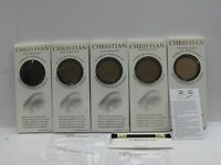 Christian Semi Permanent Eyebrow Makeup Kit Eye Brow Shadow Bronze