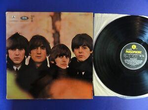 THE-BEATLES-FOR-SALE-parlophone-64-3N-4N-UK-Lp-ex-vg