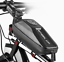Bicycle-Cycling-Bike-Frame-Pannier-Front-Tube-Bag-Accessories-Mobile-Phone-Pouch thumbnail 1