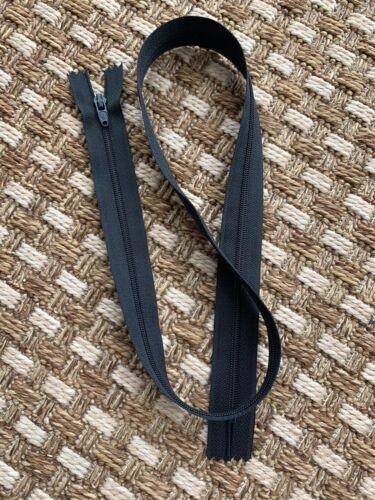 Cerrar finalizado 69cm Negro Cremallera UZ