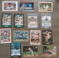 Lot of +35 Cards Baseball San Francisco Giants - Tim Lincecum RC, Matt Cain RC