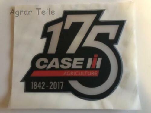 Case IH pegatinas 175 años aniversario pegatinas 3d ejecución