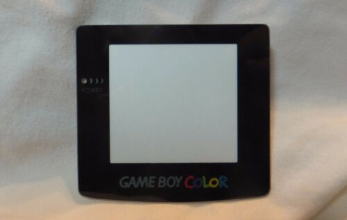 RealGlass [Made of Real Glass] Game Boy Color [GBC] Screen Protector/Lens