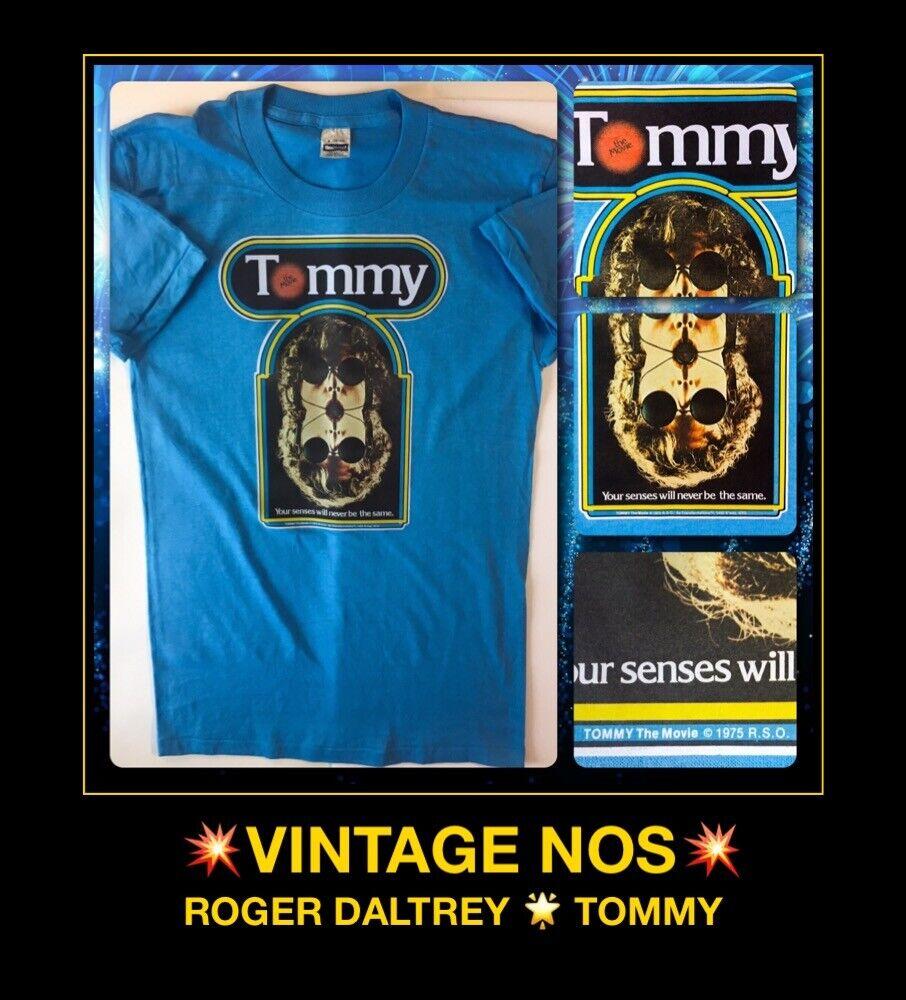 VTG Tommy ROGER DALTREY The Who Townshend Elton J… - image 1