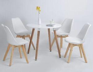 2-4-6-Sillas-De-Madera-Salon-Comedor-Retro-Sillas-de-Oficina-en-Casa-Blanco