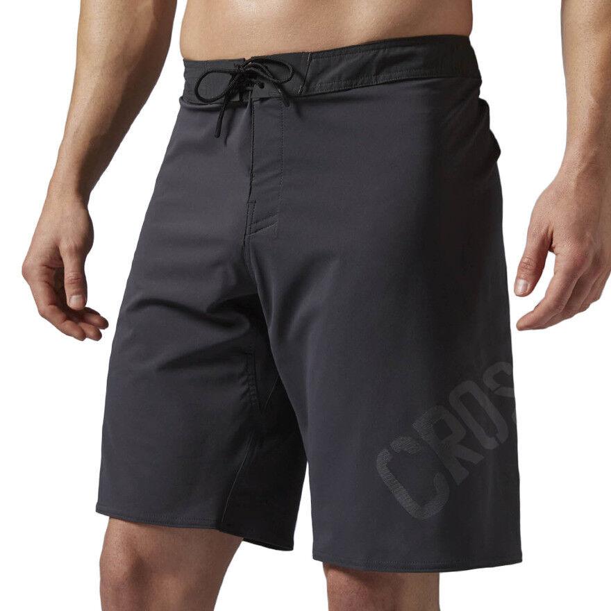 Pantaloncini da uomo Reebok CrossFit super cattivo Forza Formazione Palestra Arti Marziali