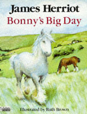 1 of 1 - Bonny's Big Day (Piper Picture Books) by James Herriot