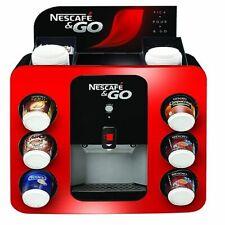 20 DRINKS EXPRESS DEL NESCAFE /& AND 2 GO DISPENSER HOT DRINKS VENDING MACHINE