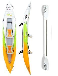 Aqua Marina Betta Hm-k0 2-person Inflatable Kayak HM-412