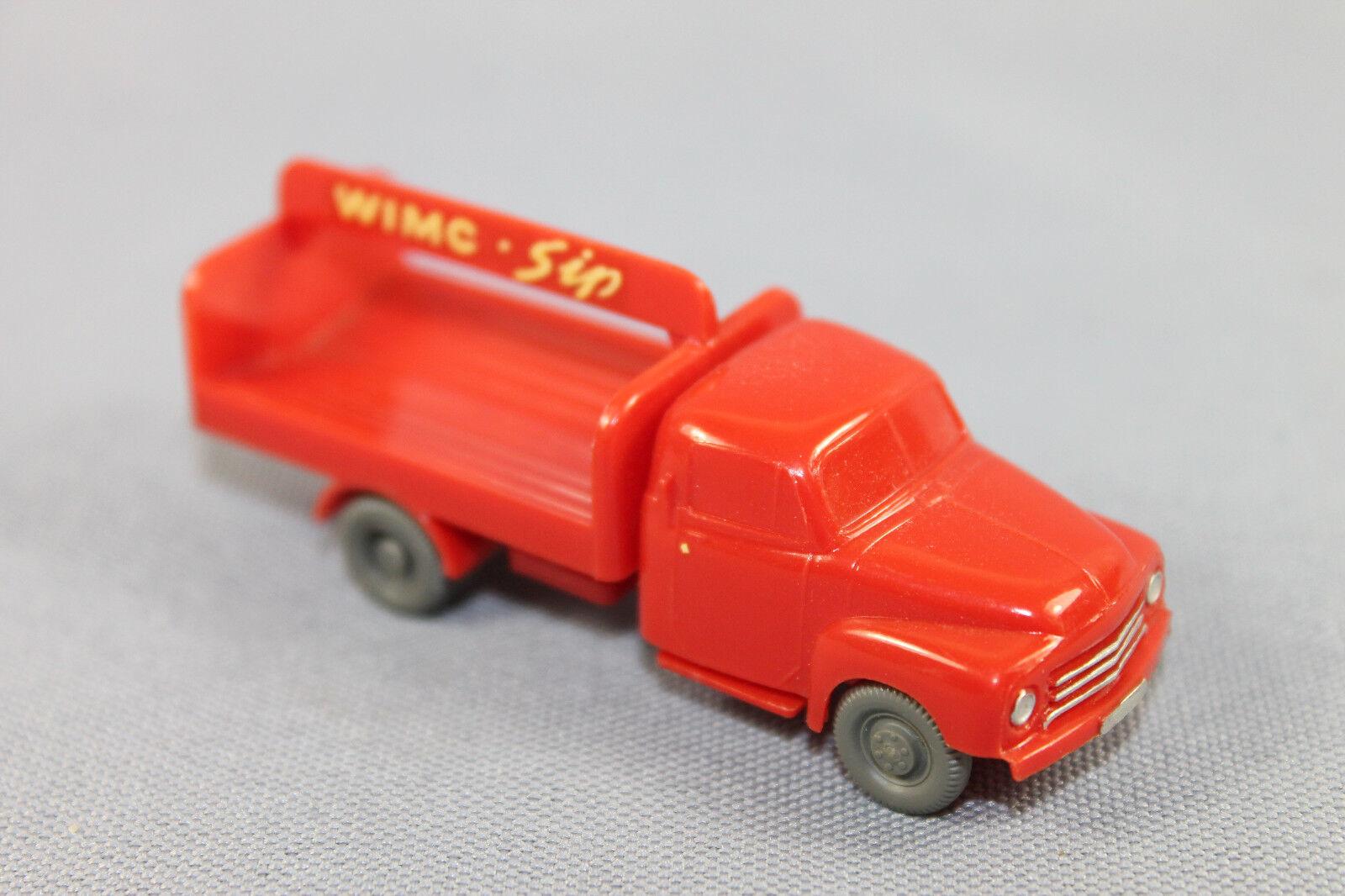 Wiking 164 1 WIMO-SIP carrello delle bevande Opel Blitz unverglast scala 1 87
