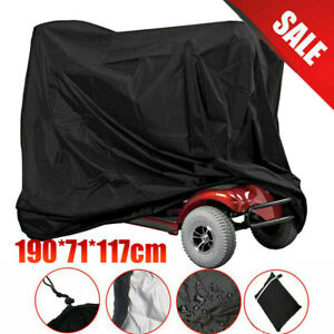 Extra Large Mobility Scooter Storage Shelter Rain Cover UV Protector Waterproof