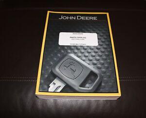 JOHN-DEERE-655C-CRAWLER-LOADER-PARTS-CATALOG-MANUAL-PC2886