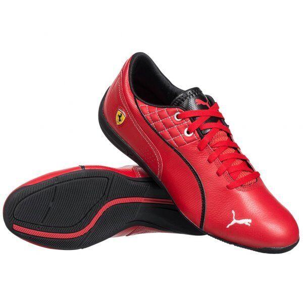 Men's Puma Ferrari Drift Cat 6 Flash shoes (305291-04) Red