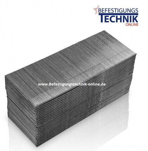 Stauchkopfstifte 1,2x35mm Stauchkopfnägel Brads verzinkt 18GA Prebena J 1,25x1,0