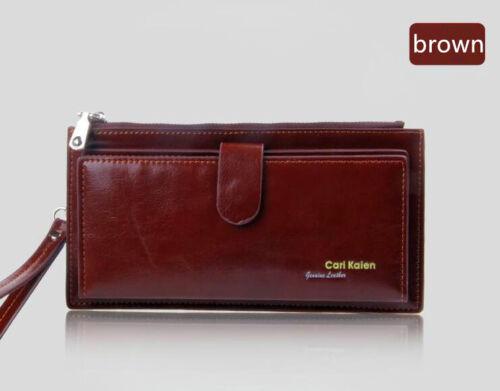 PBK da Donna Fashion Pochette in pelle lunga borsetta di Lady/'s Bowknot Portafoglio Portamonete