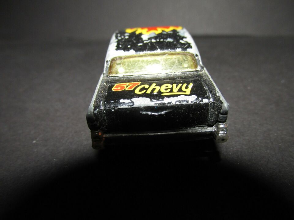 "57"" Chevy, no. 4., Matchbox Superfast"