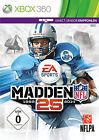 Madden NFL 25 (Microsoft Xbox 360, 2013, DVD-Box)