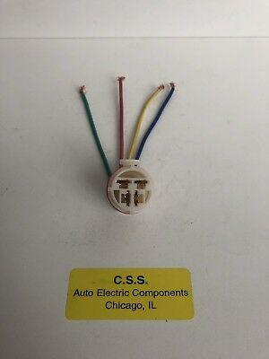 Alternator Plug Harness Connector 4 Wire Plug Hitachi