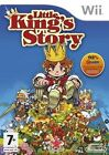 Little Kings Story for Nintendo Wii Game Complete