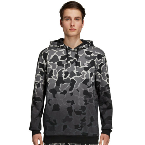 Originals Pour Adidas Capuche Hommes Hoody À Sweatshirt Pullover Camouflage IgYfyb76v