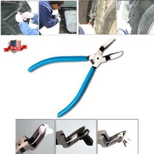 Car Push Retainer Rivet Trim Clip Fastener Clips Panel Assortments Puller Tool F