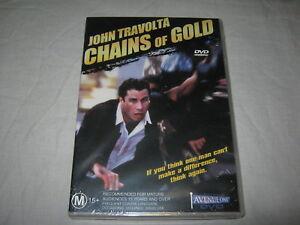 Chains-of-Gold-John-Travolta-New-Sealed-DVD-Region-4