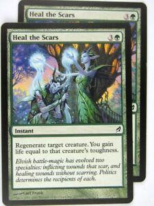 MTG-Magic-the-Gathering-Cards-HEAL-THE-SCARS-x2-LRW