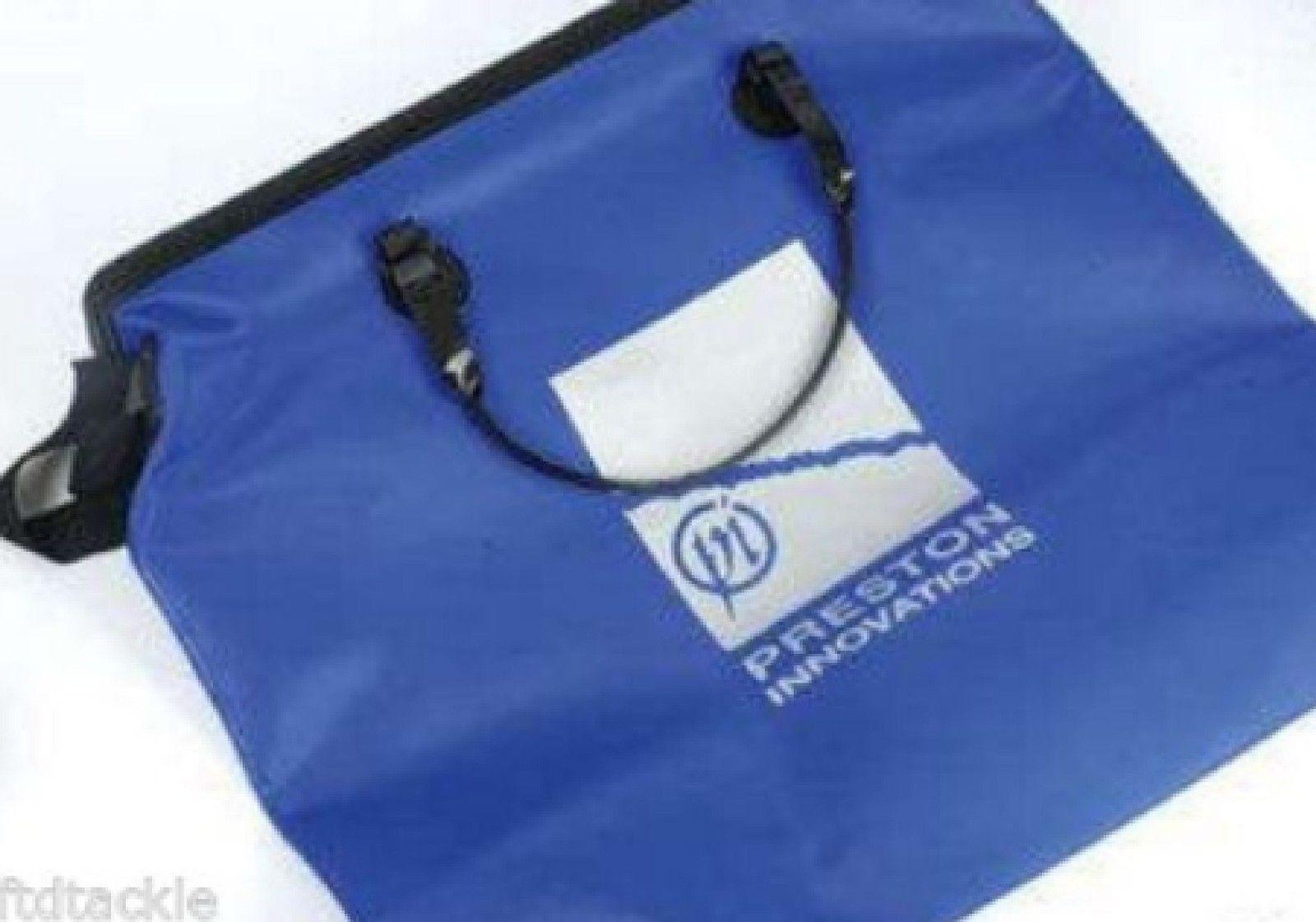PRESTON INNOVATIONS  FISHING - EVA WATERPROOF NET BAG - BRAND NEW  quality guaranteed