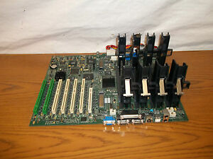 Dell-Poweredge-6450-Server-Quad-CPU-Xeon-Motherboard-53XWT-System-Logic-Board