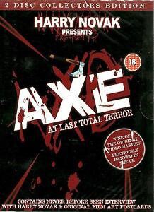 Axe-At-Last-Total-Terror-Brandneu-2-DVD-Set