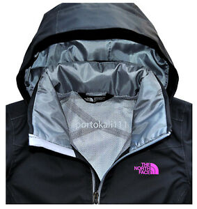 a049309a3 Details about The North Face Women's RESOLVE PLUS Hooded Jacket S/XL  Asphalt Grey NWT