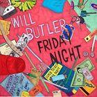 Friday Night [Digipak] by Will Butler (CD, Jun-2016, Merge)