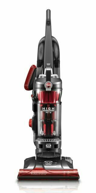 Hoover UH72630 Red Upright Vaccum Cleaner