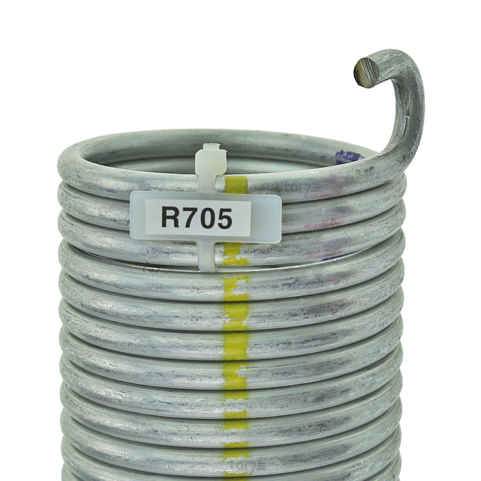 Torsionsfeder R705   R25 für Hörmann Garagentor Garagentorfeder Torfeder