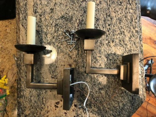 Iron Probably by Visual Comfort 2014. Wall Sconces