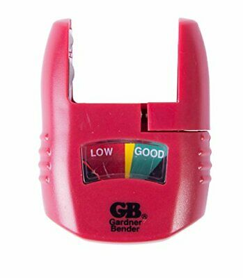 Laborioso Gardner Bender Gbt-3502 Household Analog Battery Tester, Extendable Arm