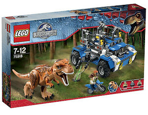 LEGO-75918-JURASSIC-WORLD-T-REX-TRACKER-SET