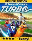 Turbo 3d 2013 Region a Blu-ray
