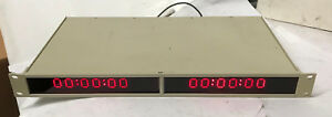 Timecode-Red-LED-Remote-Display-Rackmount-1U-81806506480