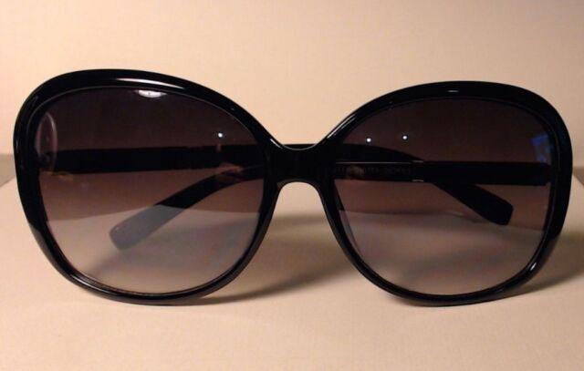 11044838d1747 Franco Sarto women s black designer sunglasses  Good Cond.