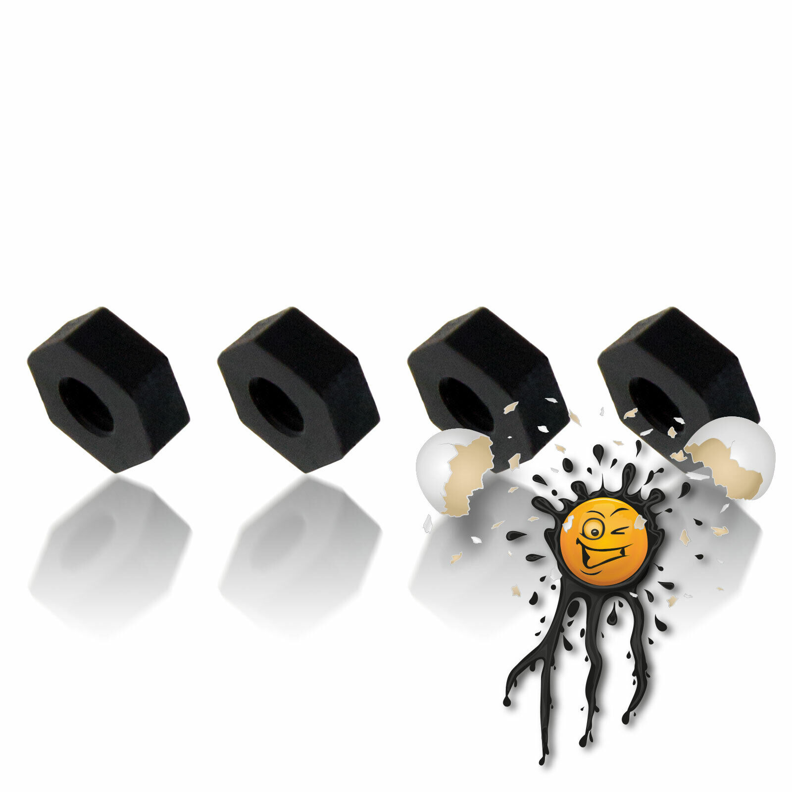 Platinen PCB Board Abstandhalter Distance Schrauben Screw M3 5-30 mm Kunststoff