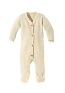 Engel Romper 100/% Merino Wool Baby Infant Footed Overall Organic