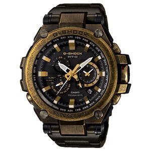 Jam tangan original casio mrg-g1000hg-9a hammer tone limited editio.