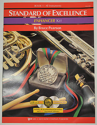 #pw21ek Musical Instruments & Gear New Standard Of Excellence Enhancer Kit For All Instruments