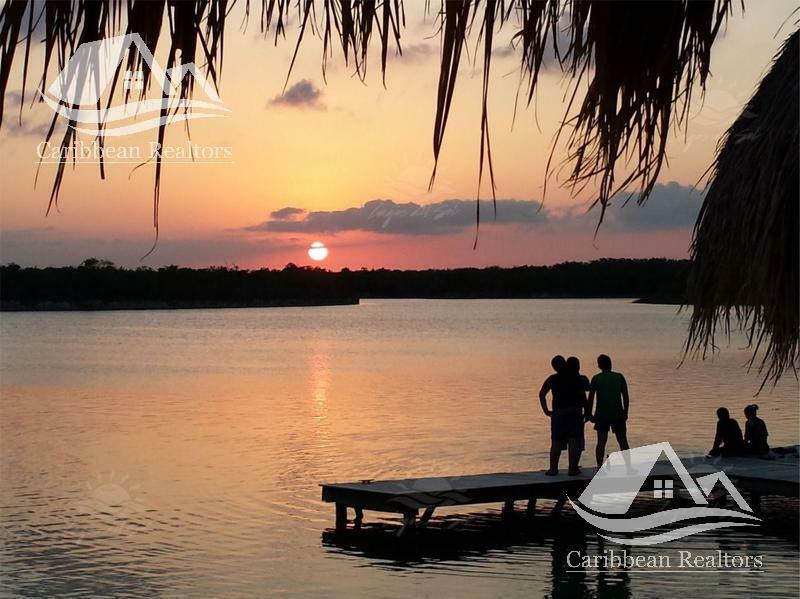 Terreno en Venta  Lagos del sol Cancun