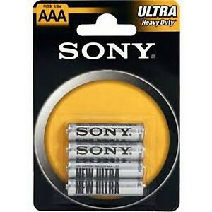 MINISTILO-SONY-BATTERIE-PILE-AAA-R03-ULTRA-ZINCO-CARBONE-BLISTER-MINI-STILO-1-5V